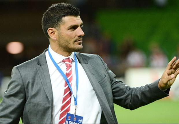 Underdog tag means nothing for Heart coach John Aloisi