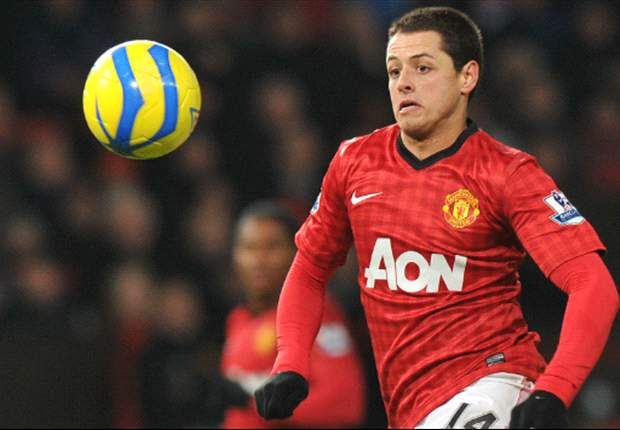 Chicharito: Manchester United want the treble