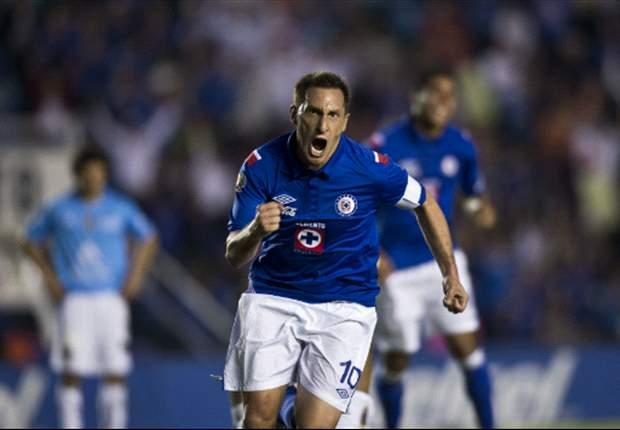 'Chaco' acepta el reto de ser campeón con Cruz Azul
