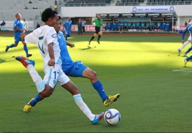 Copa UNCAF: Dos empates y una victoria en primera fecha