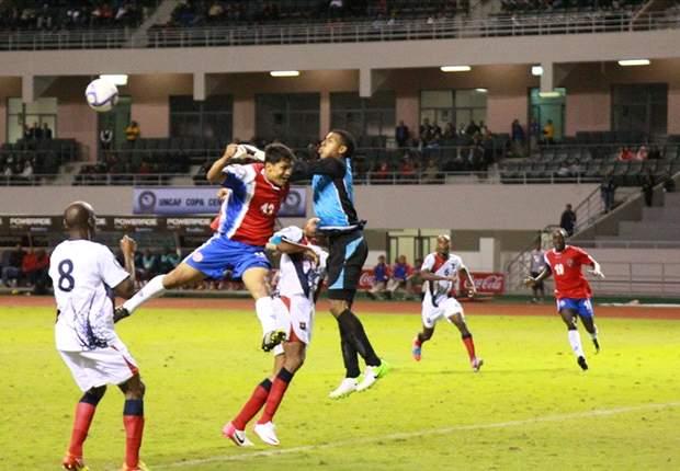 Copa UNCAF: Costa Rica 1-0 Belice, ticos ganan con escaso fútbol