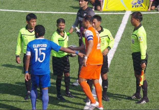Dempo SC 7-0 United Sikkim FC: The Eagles fly past the injured Snow Lions