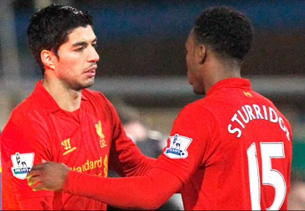 Liverpool assistant 'excited' by Suarez-Sturridge partnership