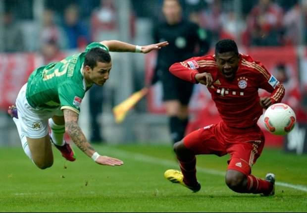 Dank Doppelpack von Mario Mandzukic: Der FC Bayern schlägt disziplinierte Fürther mit 2:0