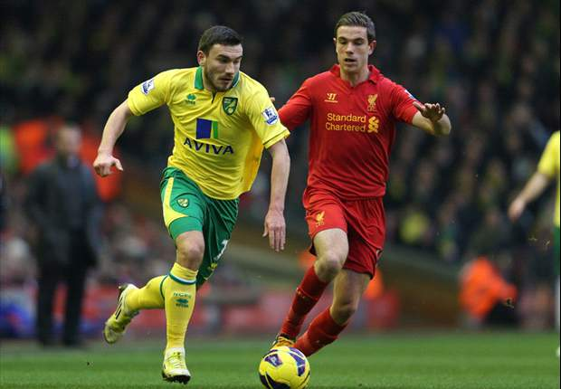 Laporan Pertandingan: Liverpool 5-0 Norwich City