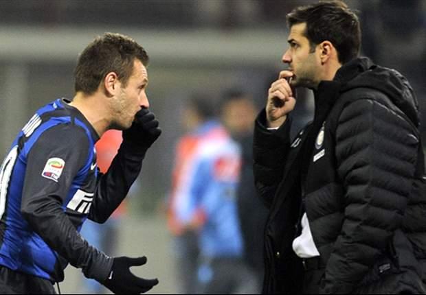 Inizia a svuotarsi l'infermeria dell'Inter: Stramaccioni ritrova in gruppo Stankovic e Cassano