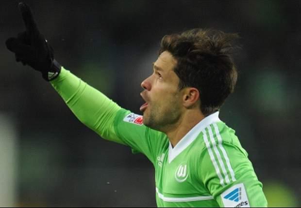 Diego está incerto sobre seu futuro no Wolfsburg