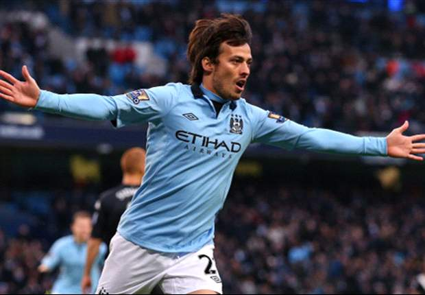 Rejuvenated Silva sparks life into Manchester City in Yaya Toure's absence