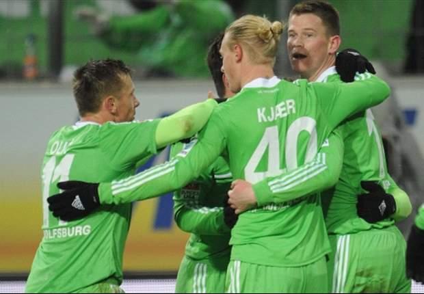 Schnoor: Wolfsburg are up against it