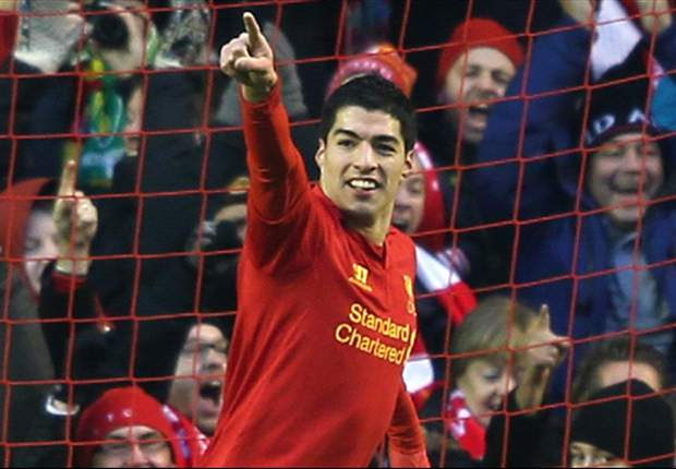 Enjoy him while you can: Luis Suarez