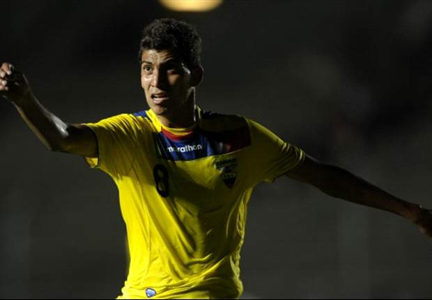 I've joined Juventus, says Cevallos