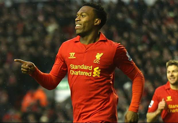 Liverpool boss Rodgers delighted with impact of 'natural goal scorer' Sturridge