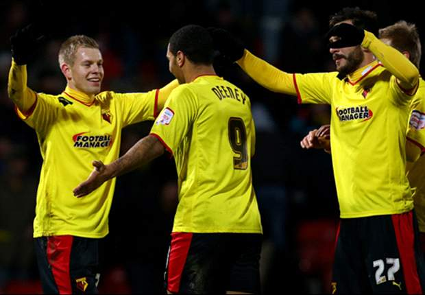 Football League Round-up: Watford jump to fourth in reduced programme