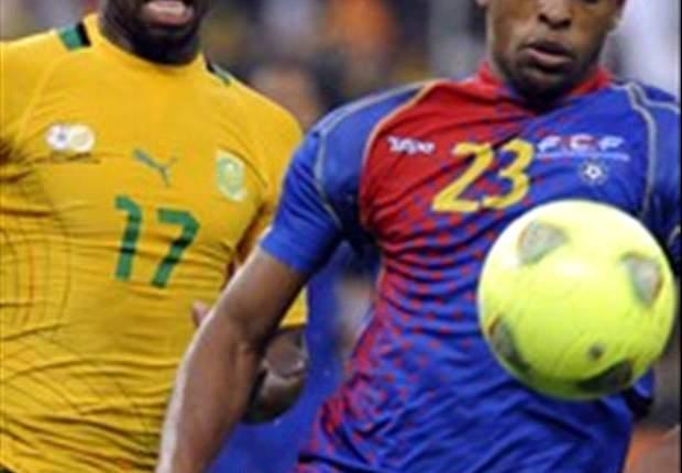 CAN 2013 - L'Afrique du Sud accrochée d'entrée