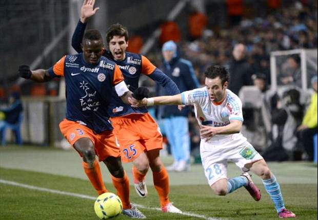 REVIEW Ligue 1 Prancis: Olympique Marseille Dekati Poin Olympique Lyon