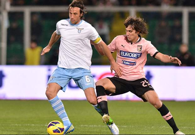 Serie A Round 21 Results: Lazio drop vital points in title race at Palermo