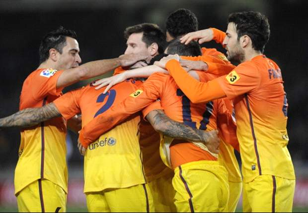 Malaga - Barcelona Betting Preview: Back Barca to net in both halves