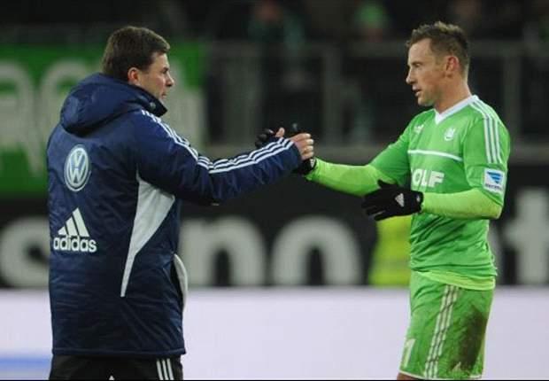 Wolfsburg schlägt Stuttgart – Dieter Hecking ist trotzdem unzufrieden