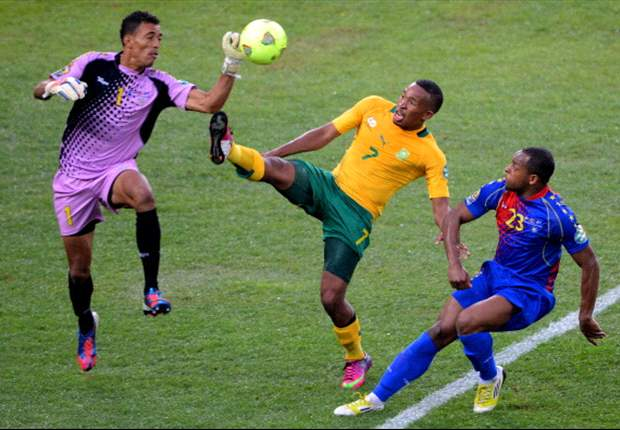 Injured Majoro to miss Bafana's next game against Morocco