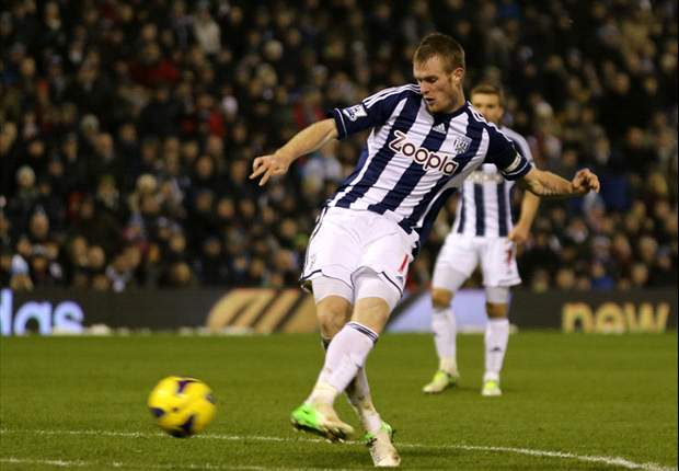 West Brom are no 'Mickey Mouse' club, insists Brunt