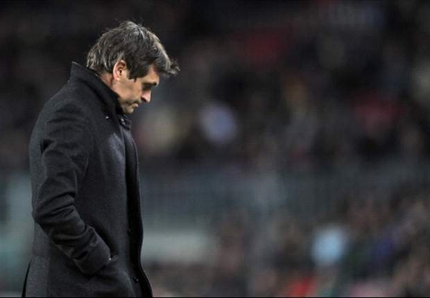Messi was not injured, says Vilanova