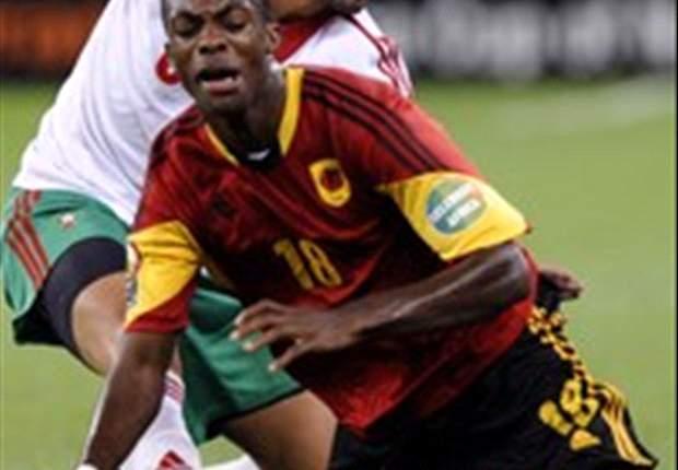 Copa África: Desilusionante jornada inaugural