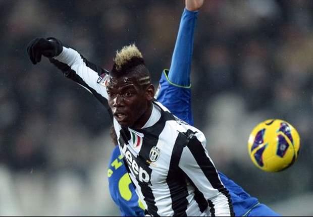 Pogba smaakmaker bij winnend Juventus