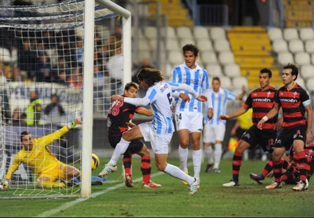 Augusto Fernández Gagalkan Kemenangan Malaga