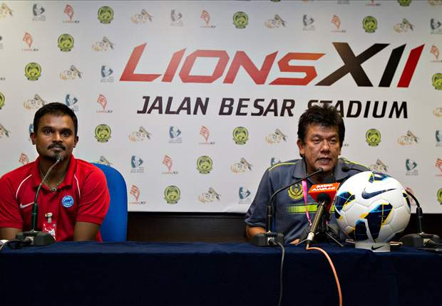 Terengganu making full use of league break, says head coach Elavarasan