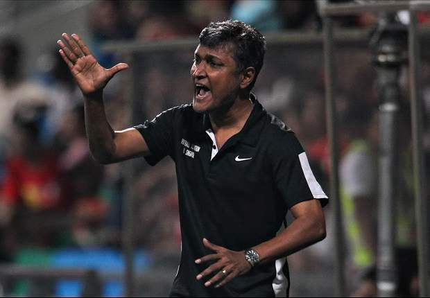 LionsXII coach V. Sundramoorthy has a 'good headache'
