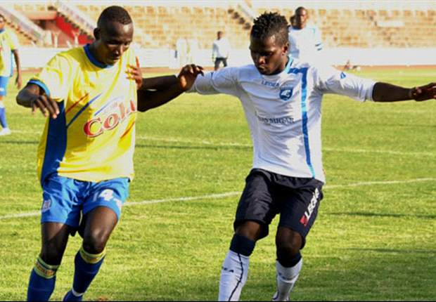 AFC Leopards kick start 2013 season with laboured win over Tanzania side Azam
