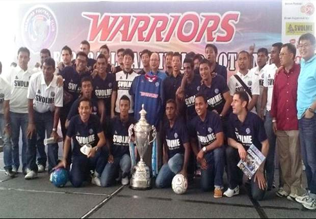Warriors FC announce 2013 S.League squad