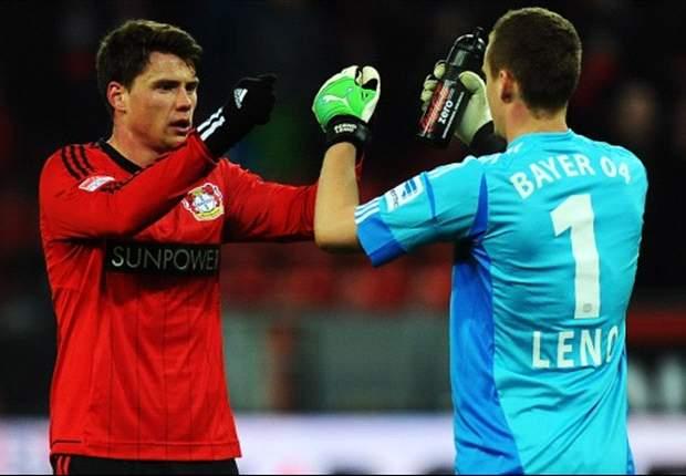 Leverkusen: Sebastian Boenisch verlängert bis 2016