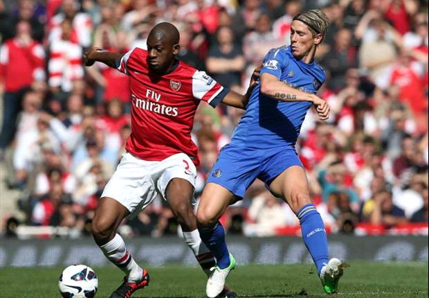 ANG - Chelsea - Arsenal, les compos officielles