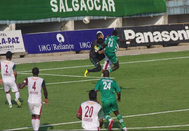 Salgaocar FC 2-0 Mohun Bagan: The Mariners stutter on their comeback