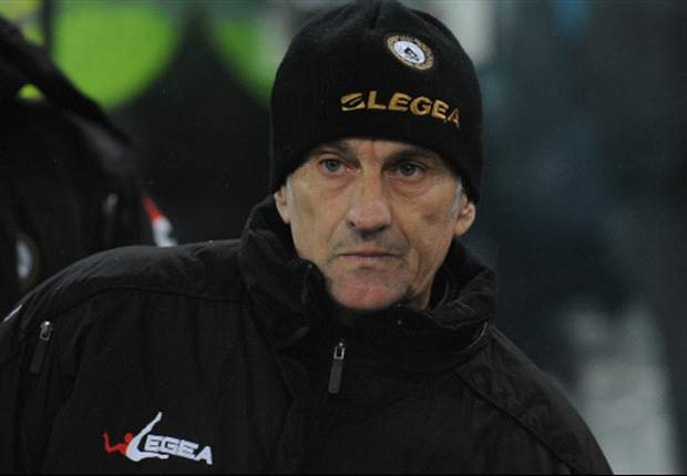 """Guidolin pensa a un'Udinese 'camaleontica' e bacchetta Muriel: """"Ha doti fuori dal comune, ma deve migliorare la condizione atletica"""""""