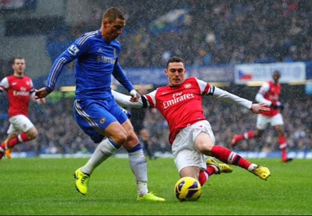 Chelsea 2 x 1 Arsenal: Blues marcam na primeira etapa e vencem clássico londrino