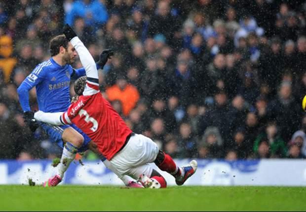 Chelsea wint stadsderby van Arsenal