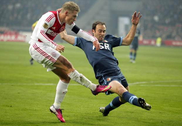 Eredivisie Round 19 Results: Ajax defeat Feyenoord in the Klassieker