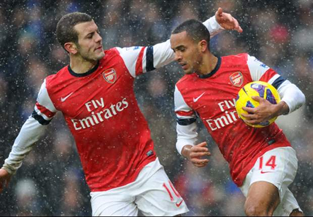 TEAM NEWS: Walcott, Wilshere & Cazorla return for Arsenal's clash against Bayern Munich