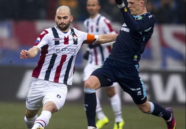 Blessure Willem II-speler Mulder valt mee