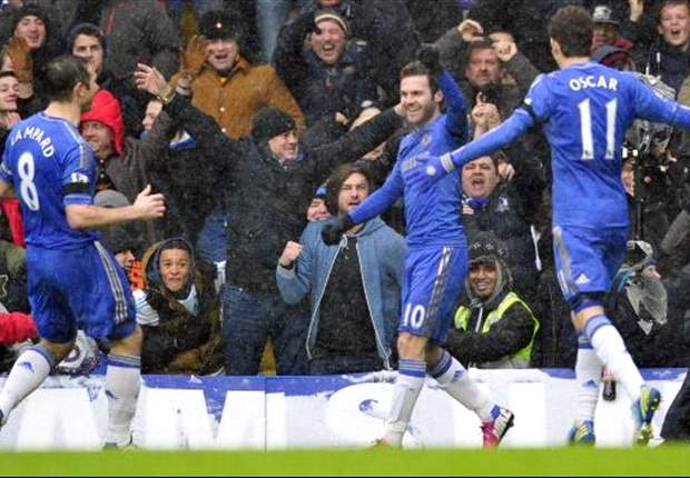 Chelsea 2-1 Arsenal: Lampard penalty ensures Blues weather second-half storm