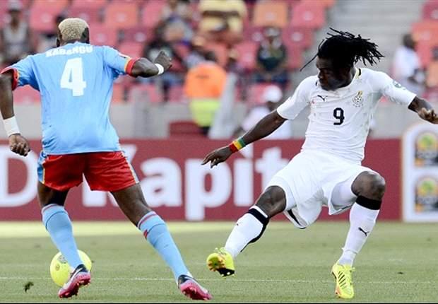 Piala Afrika: Ghana Gagal Pertahankan Keunggulan