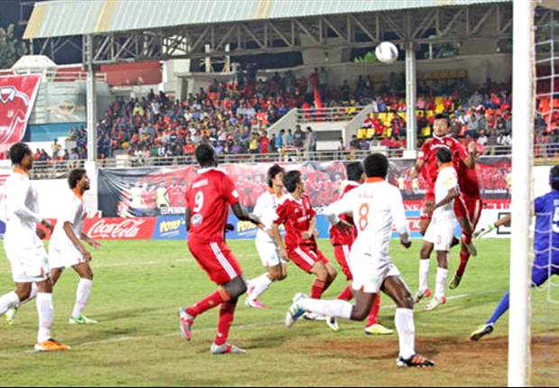 Pune FC 0-0 Sporting Clube de Goa – Profligate Red Lizards held to a draw by the Flaming Oranje