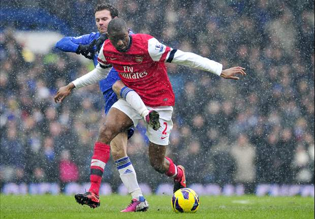 Diaby ruled out for up to nine months
