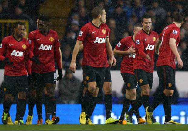 A point gained rather than two dropped for Manchester United after Tottenham's late strike
