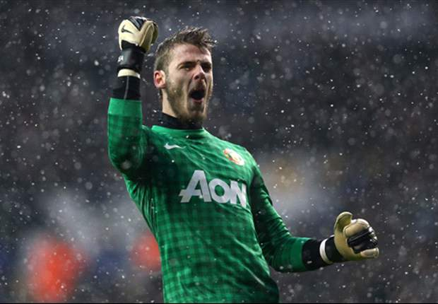 De Gea v Begovic: The battle to be next year's Manchester United No.1?