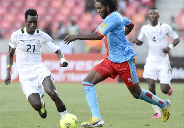 Ghana 2-2 DR Congo: Leopards fight back to extend Afcon draw streak
