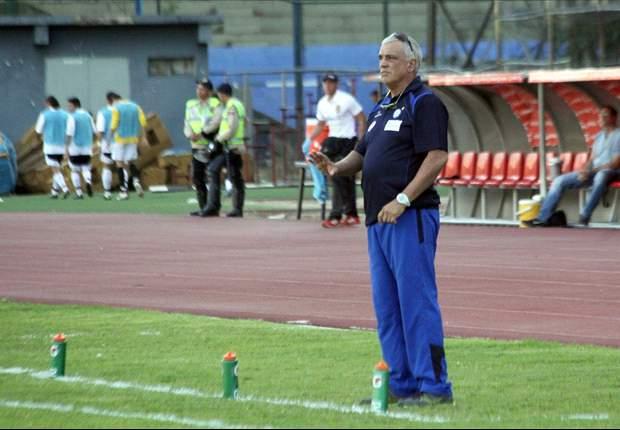 Richard Páez ya dirigió a la Vinotinto desde 2001 hasta 2007