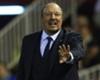 Benitez verabschiedet sich von Real